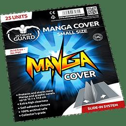 Bolsas para Mangas - Manga Cover Small (x25)