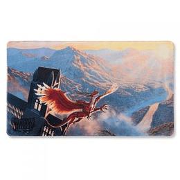 Playmat Dragon Shield - Crimson: Logi