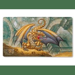 Playmat Dragon Shield - Gold: Gygex
