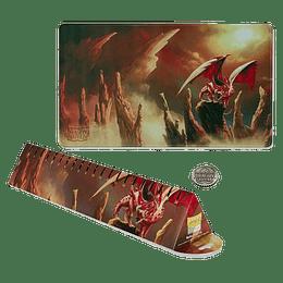 Playmat Dragon Shield - Rubis Incoming