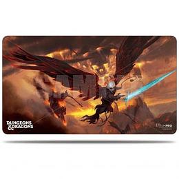 Playmat Dungeons & Dragons Cover Series: Baldurs Gate Descent Into Avernus