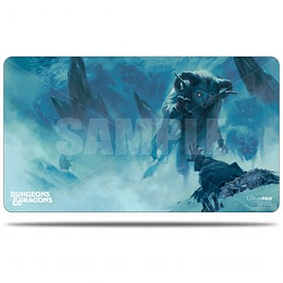 Playmat Dungeons & Dragons Cover Series: Icewind Dale Rime of the Frostmaiden