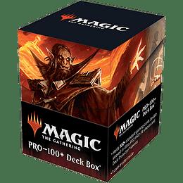 Porta Mazo - Pro 100+ Strixhaven - Plargg, Dean of Chaos & Augusta, Dean of Order
