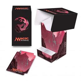 Porta Mazo con bandeja - Mana 5 Unhinged Lands: Mountain