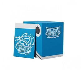 Porta Mazo Dragon Shield - Deck Doble Shell Azul