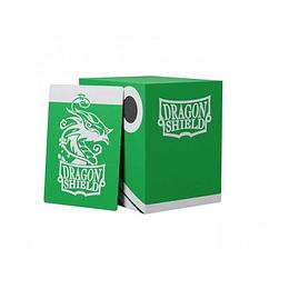 Porta Mazo Dragon Shield - Deck Doble Shell Verde