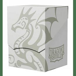 Porta Mazo Dragon Shield - Deck Shell Blanco