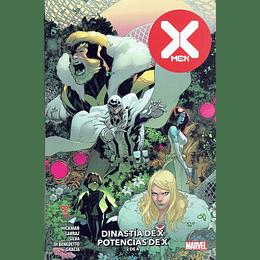 X-Men: Dinastía de X Potencias de X Vol.2