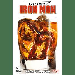 Tony Stark Iron Man Vol.2: Realidades Stark