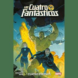 Los Cuatro Fantásticos Vol. 01: Cuatro Eternos