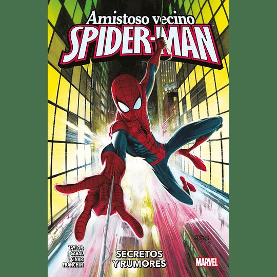 Amistoso Vecino Spider-Man Vol.01