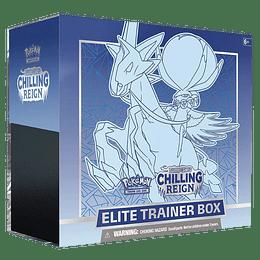 Elite Trainer Box - S&S Chilling Reign Ice Rider Calyrex