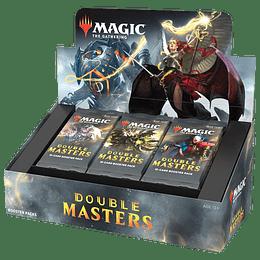 Caja Double Master