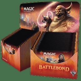 Caja de sobres Battlebond