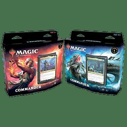 Pack Commander Legends