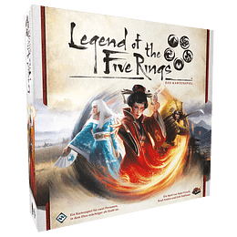 La Leyenda de los Cinco Anillos – El Juego de Cartas
