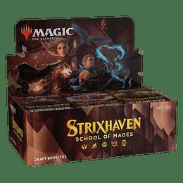 Caja de Sobres Strixhaven (Español)
