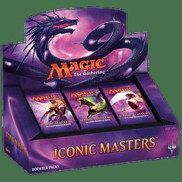 Caja de Sobres Iconic Masters