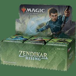 Caja de Sobres Zendikar Rising (Español)
