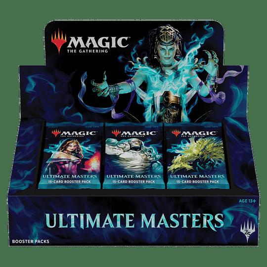 Caja de sobres Ultimate Master