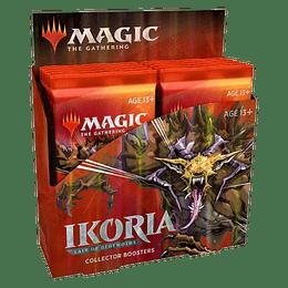 Caja de Collector Boosters Ikoria: Lair of Behemoths