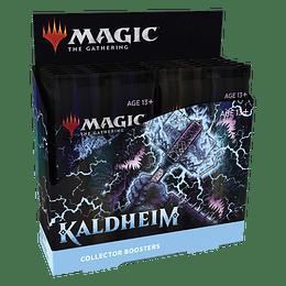 Caja de Collector Boosters Kaldheim
