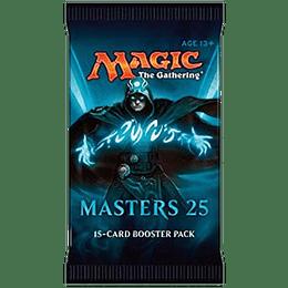Sobre Master 25
