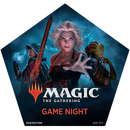 Game Nights 2019