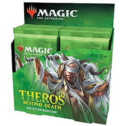 Caja de Collector Boosters Theros Beyond Death