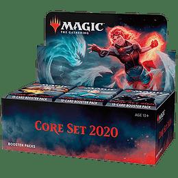 Cajas de sobres Core Set 2020