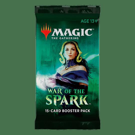 Sobre War of the Spark (Español)