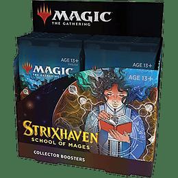Caja de Collector Boosters Strixhaven