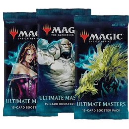 Sobre Ultimate Masters