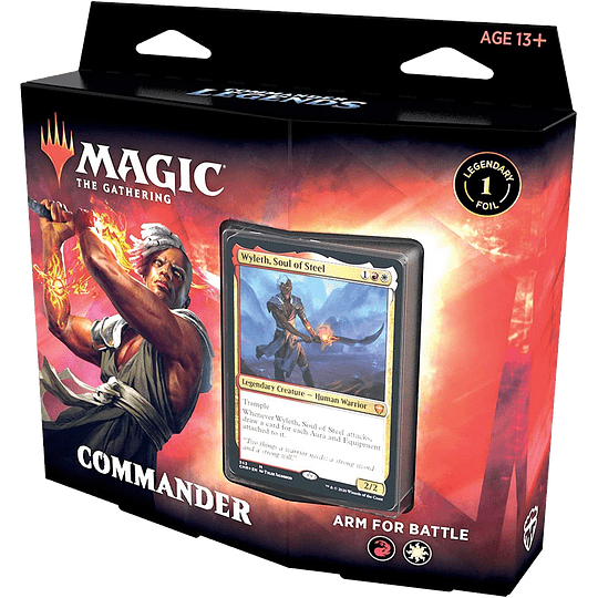 Commander Legends - Arm for Battle