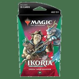 Ikoria: Lair of Behemoths Theme Booster Pack - Green