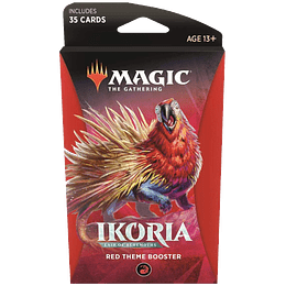 Ikoria: Lair of Behemoths Theme Booster Pack - Red