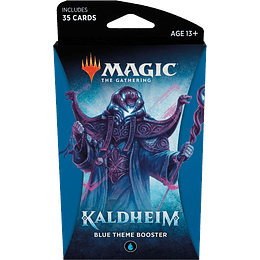 Kaldheim Theme Booster Pack - Blue