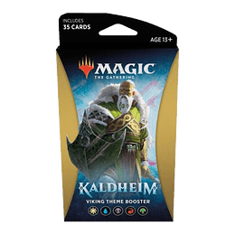 Kaldheim Theme Booster Pack - Viking