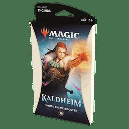 Kaldheim Theme Booster Pack - White