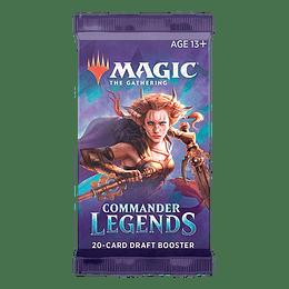 Sobre Commander Legends (Inglés)