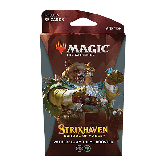 Strixhaven Theme Booster Pack - Witherbloom