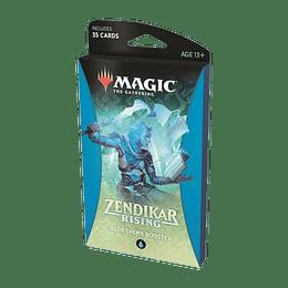 Zendikar Rising Theme Booster Pack - Blue