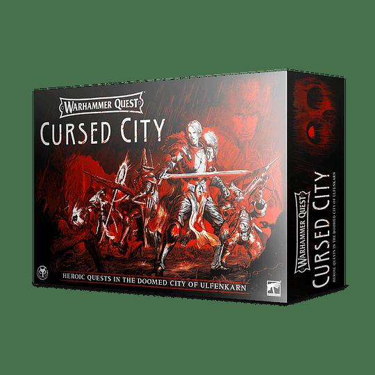 Warhammer Quest: Ciudad Maldita (Español)