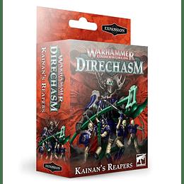 Warhammer Underworlds: Direchasm - Kainan's Reapers - Segadores de Kainan (Español)