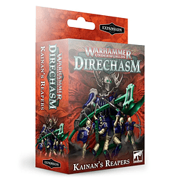 Warhammer Underworlds: Direchasm - Kainan's Reapers - Segadores de Kainan (Inglés)