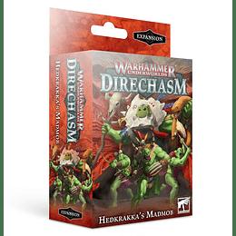 Warhammer Underworlds: Direchasm - Hedkrakka's Madmob - Peñaloka de Hedkrakka (Español)