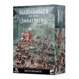 Combat Patrol: Adeptus Mechanicus - Patrulla: Adeptus Mechanicus