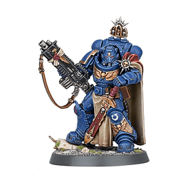Space Marines: Captain with Master-Crafted Heavy Bolt Rifle