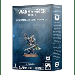 Ultramarines: Captain Uriel Ventris - Capitán Uriel Ventris