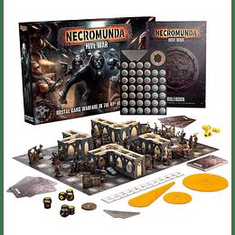 Necromunda: Hive War (Inglés)